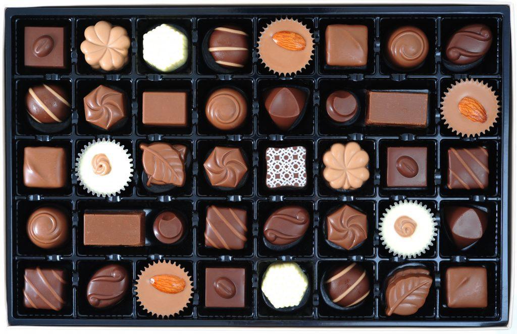 Chocolate Box - Tasty Habits