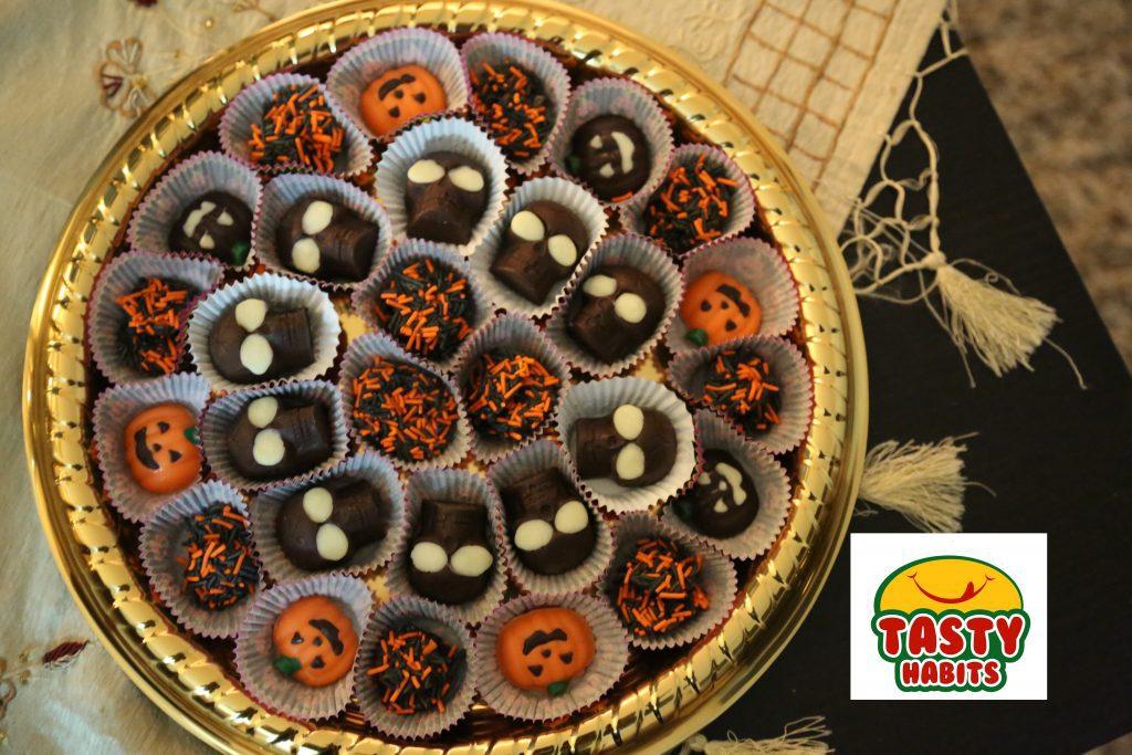 Chocolate Tray - Halloween - Tasty Habits