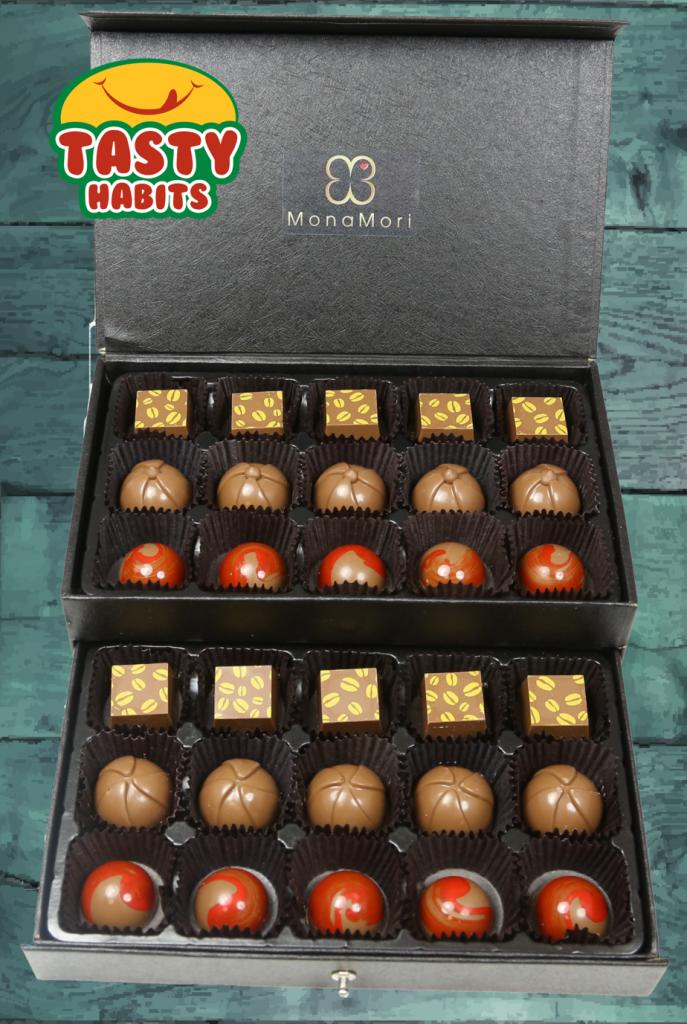 Tasty Habits- Monamori Chocolates