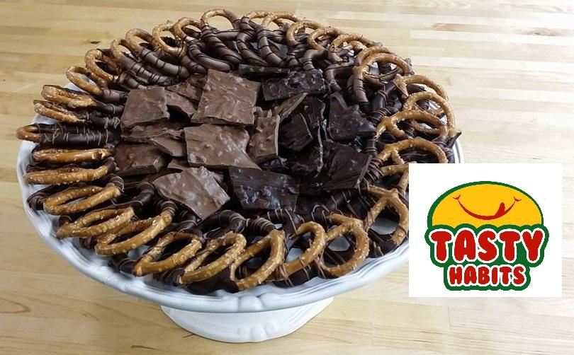 Chocolate Tray - Tasty Habits