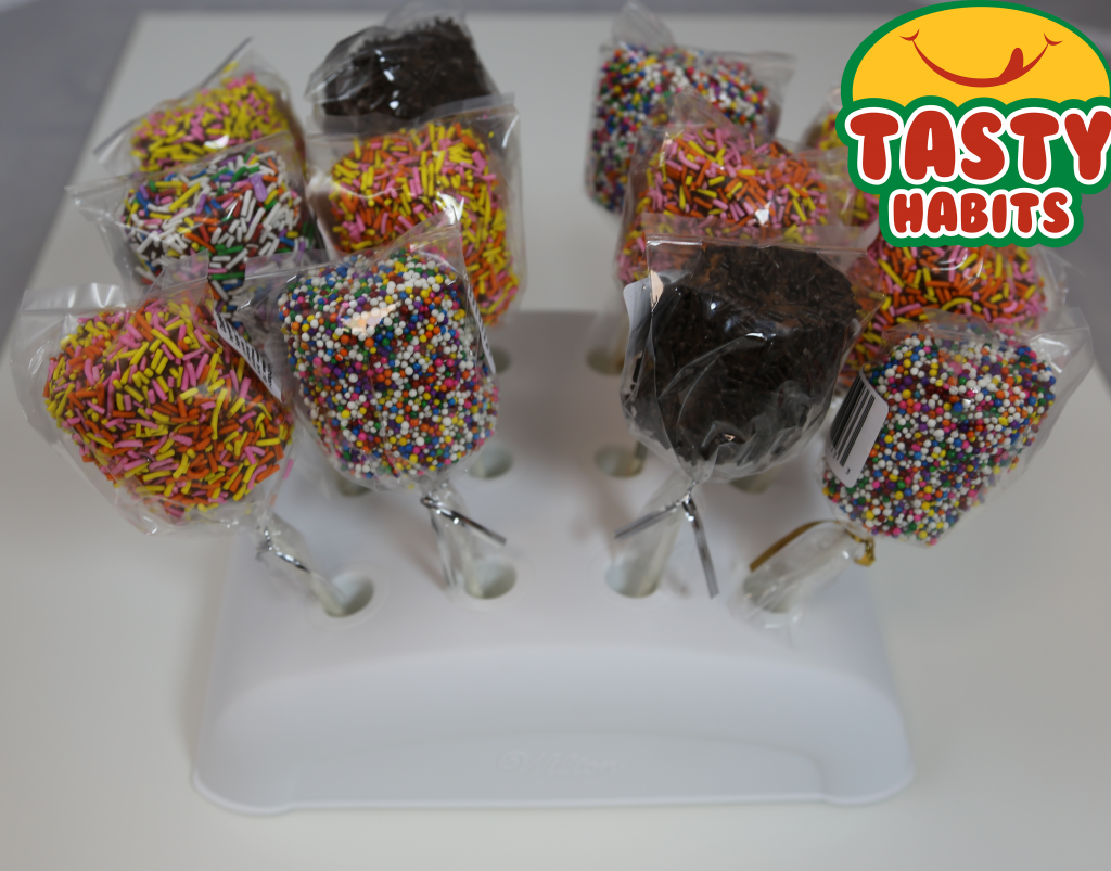 Chocolate Covered Marshmallows - Tasty Habits