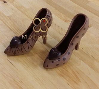 Chocolate Shoes - Tasty Habits