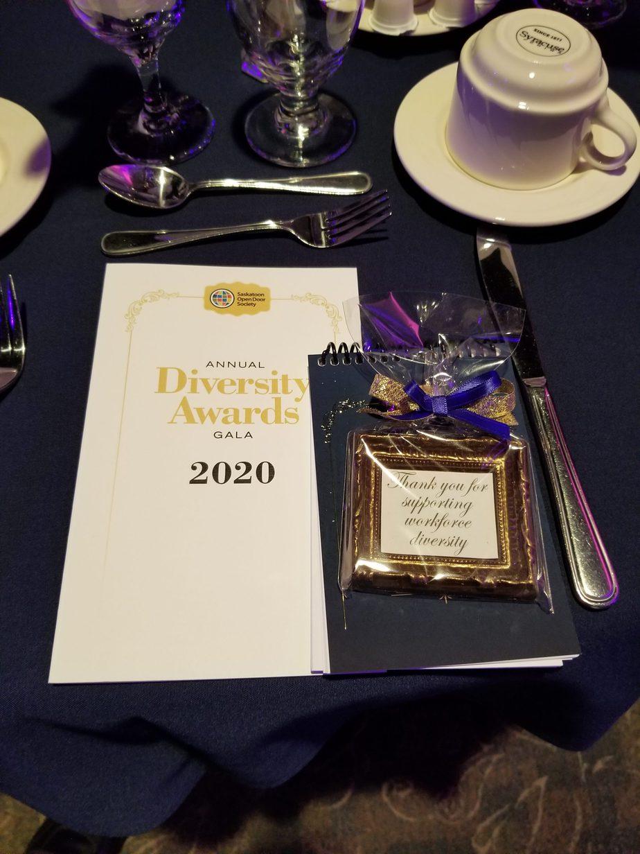 Open Door Diversity Gala 2020