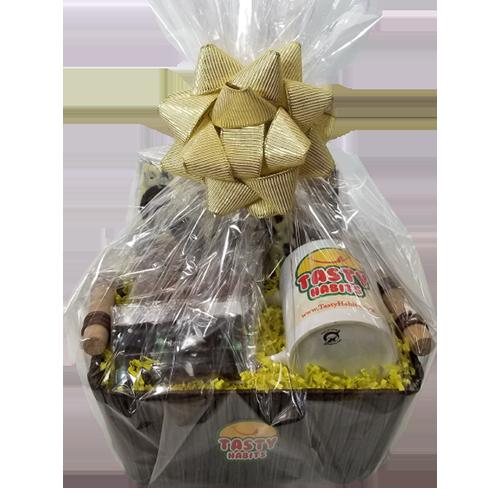 Chocolate Share Basket
