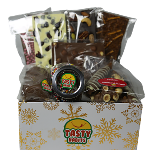 Golden Flakes Gift Basket