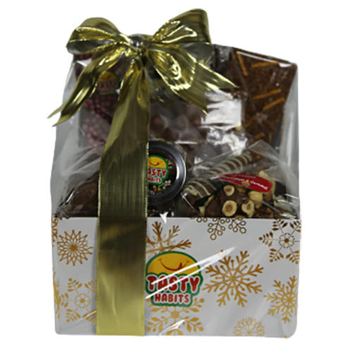 Golden Flakes Gift Basket