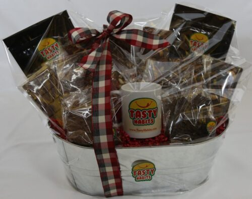 Deluxe Chocolate Basket