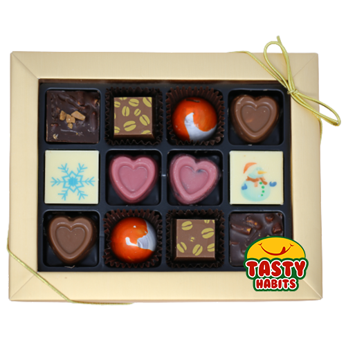 Chocolate Elegance Box B