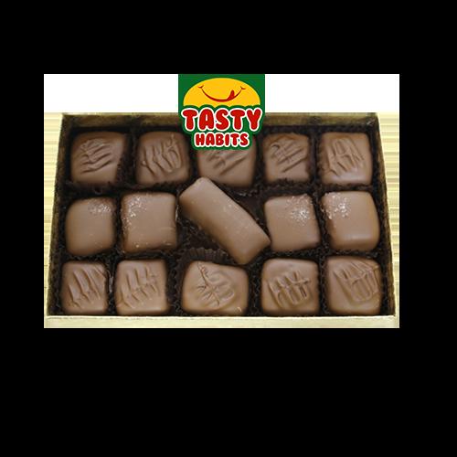 Caramel Truffles Box 15