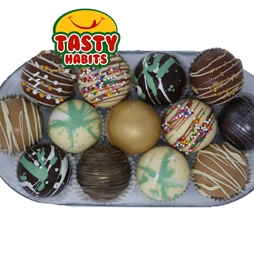 Choco Bombs Pack of 4