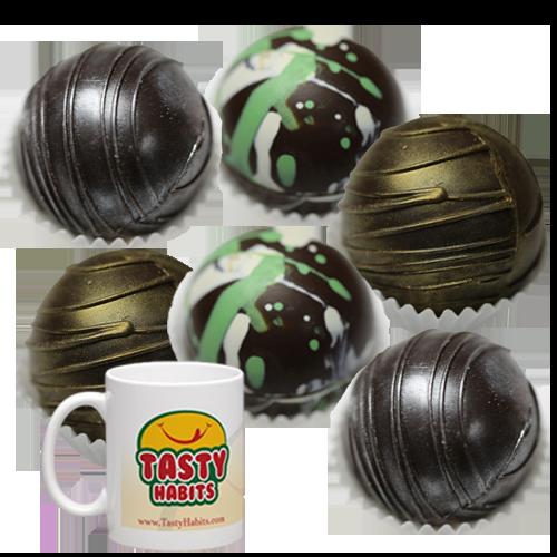 Hot Chocolate Bombs