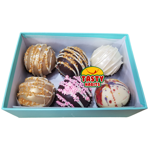 Choco Bombs Pack of 6