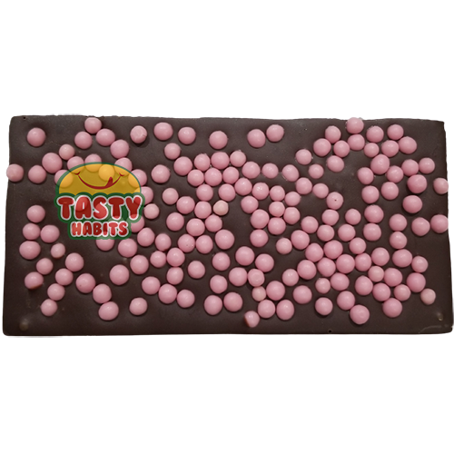 Milk Chocolate with Strawberry Crispearls Small