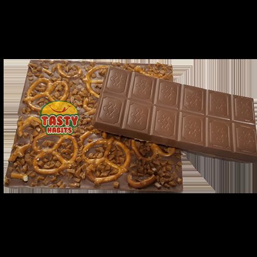 Chocolate Pretzels Caramel Bits