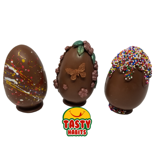 Medium Size Easter Chocolate Egg