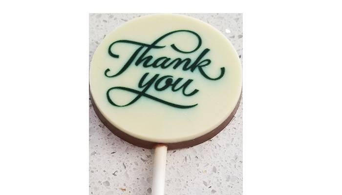Custom Message or Image on Lollipop