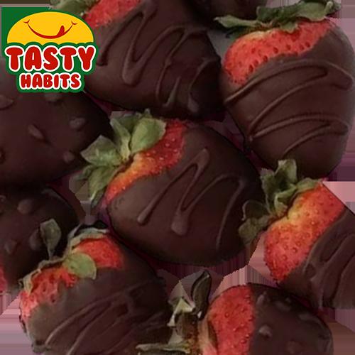 Strawberry Covered Chocolate