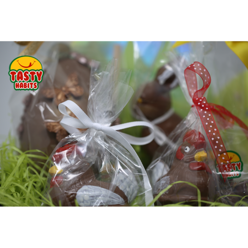 Easter Chocolate Baskets