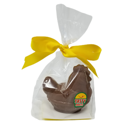 Small Easter Chocolate Chicken