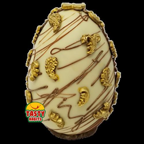 Premium White Chocolate Egg