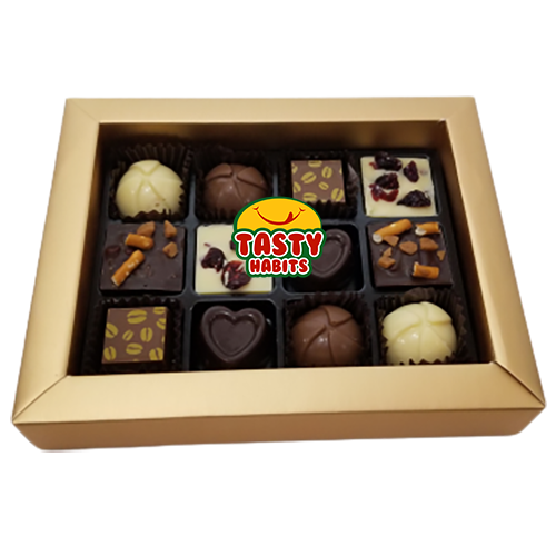 Chocolate Elegance Box C