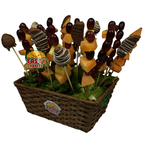 Fruit Gift Basket Medium