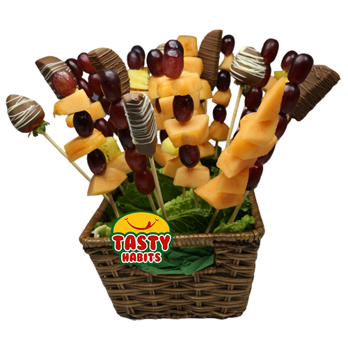 Fruit Gift Basket Medium