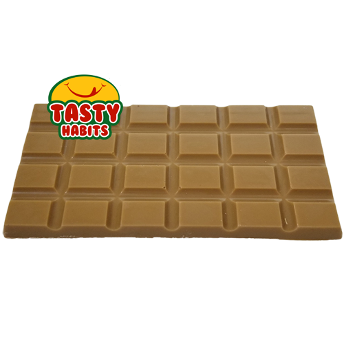 Gold Chocolate Large Bar Plain