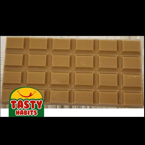 Gold Chocolate Large Bar Plain