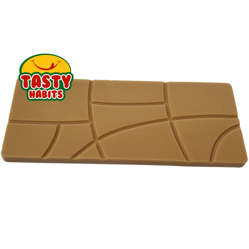 Gold Chocolate small Bar plain