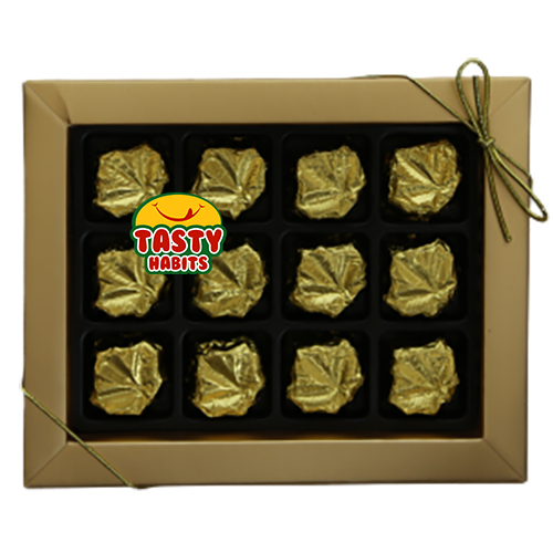 Chocolate Gold Box 12 Elegance
