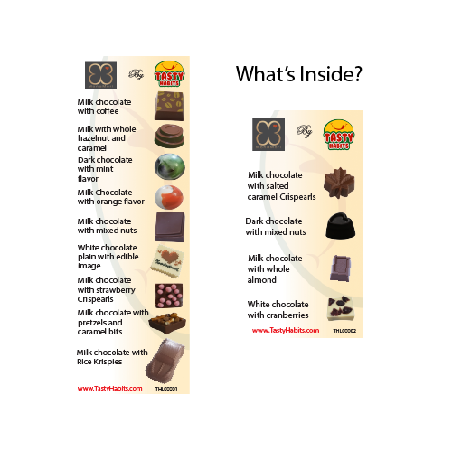 Choco Prime Bonbon List