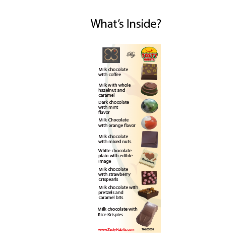 Choco Elite Bonbon List