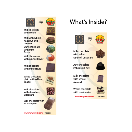 Choco Trend Bonbon List