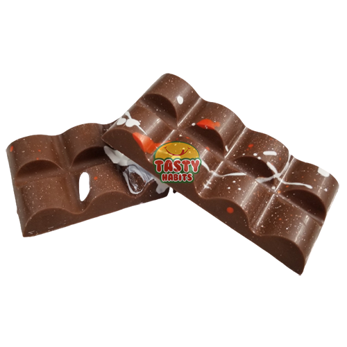 Milk Chocolate with Orange Flavor Small