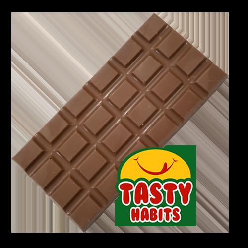 Milk Chocolate Large Plain Bar