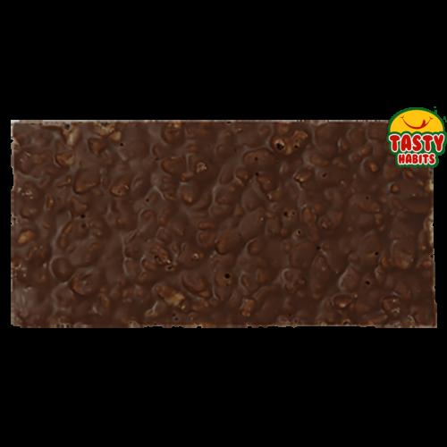 Chocolate Bar With Rice Krispies