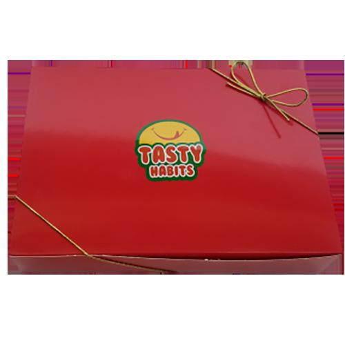Red Gift Box