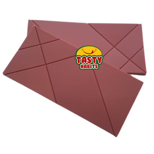 Ruby plain Chocolate Bar