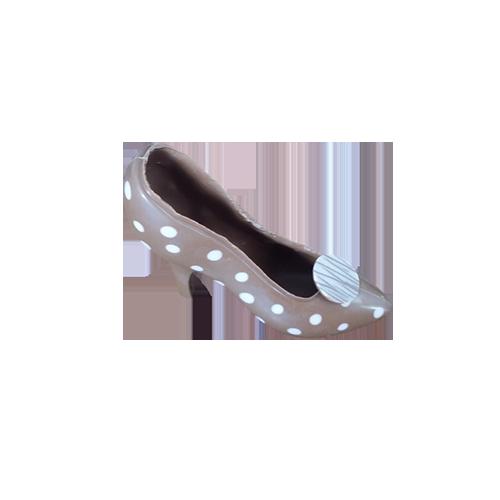 Chocolate Large Shoe