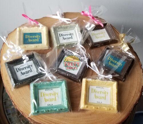 Small Chocolate Frames