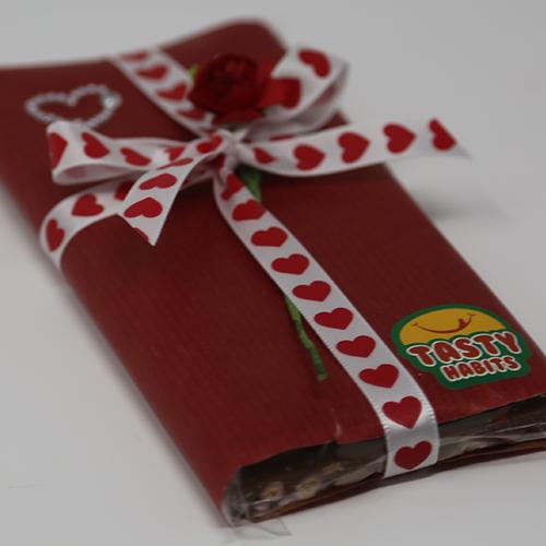 Valentine Theme Large Chocolate Bars
