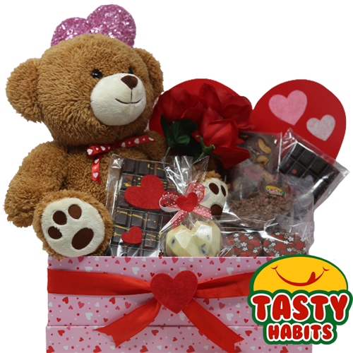 Chocolate Love Basket